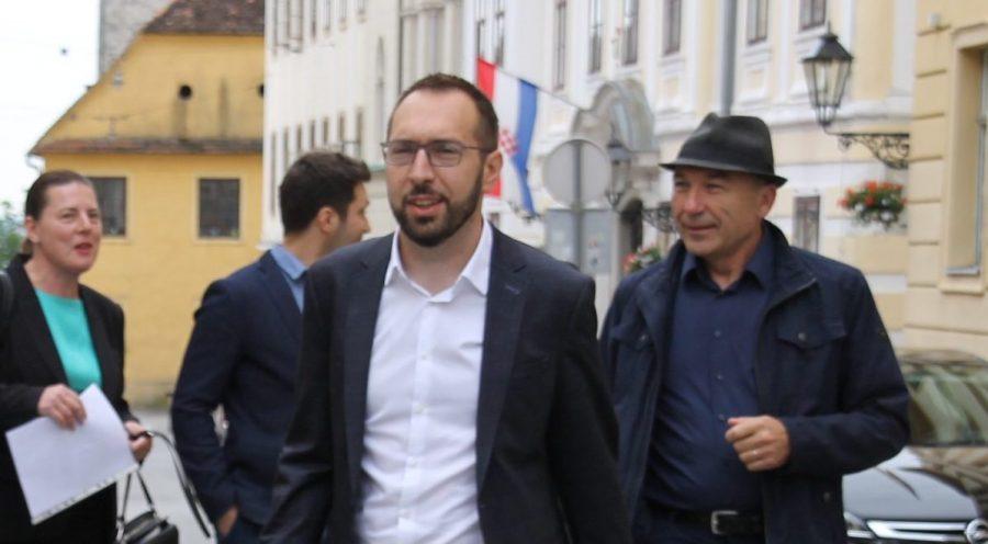 """Tomašević: """"Zagrebom će se upravljati u partnerstvu s građanima, promijenimo Zagreb da bismo mijenjali Hrvatsku"""""""