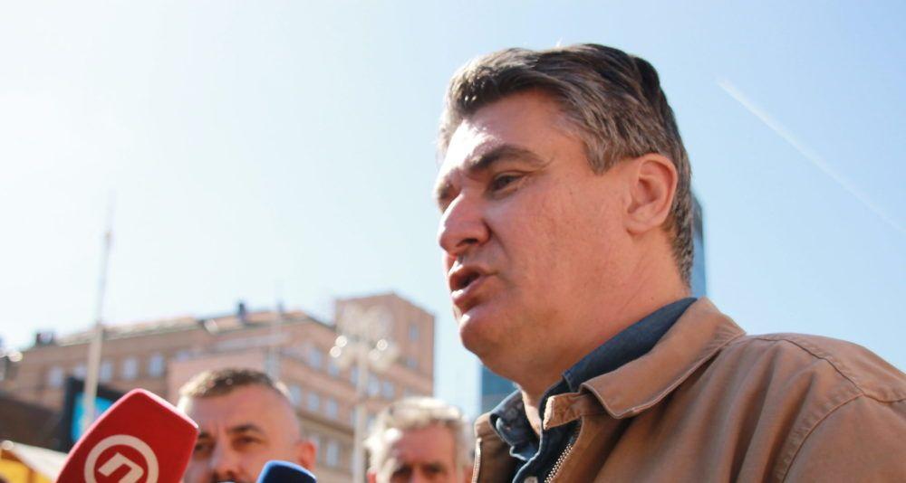 """Milanović: """"Socijalna skrb mora biti resor za sebe, umjesto da se populističkim manevrima utapa u nefunkcionalno megaministarstvo"""""""