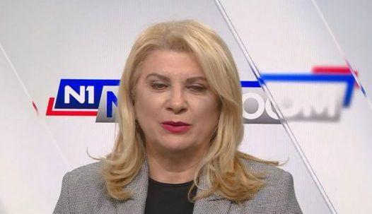 (VIDEO) Kandidatkinja za gradonačelnicu Zagreba, Vesna Škare Ožbolt za N1:  Zagreb ima više mobitela nego građana, a nemaju vodu, kanalizaciju