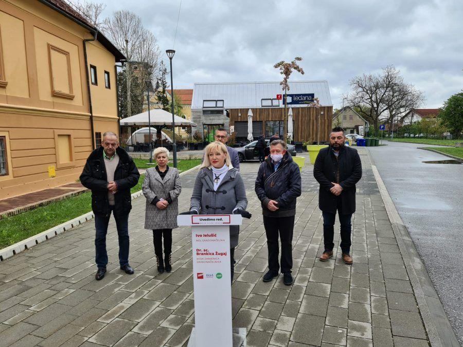 """SDP-ova koalicija proziva Ačkara, HDZ-ovog kandidata za gradonačelnika Velike Gorice: """"obični uhljeb"""""""