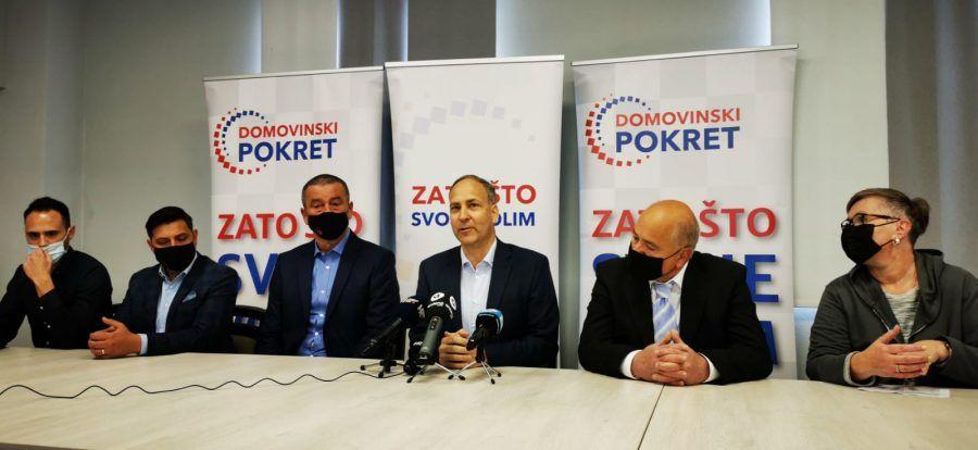 Biloglav i Klarić kandidati Domovinskog pokreta za zadarskog gradonačelnika i župana