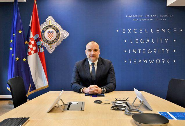 Ravnatelj SOA-e Daniel Markić: Europska obavještajna kultura bit će korijenje koje će nam omogućiti otpornost na zajedničke sigurnosne izazove