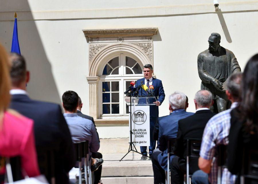 Milanović prigodom obilježavanja 50. godina Hrvatskog proljeća: Sudionici nisu pozivali na mržnju