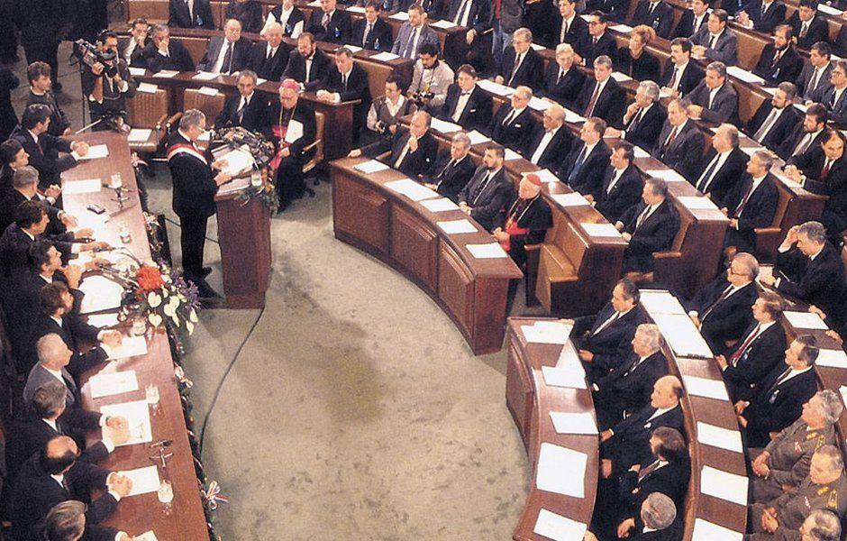Govor predsjednika Franje Tuđmana u Hrvatskom saboru 30. svibnja 1990.