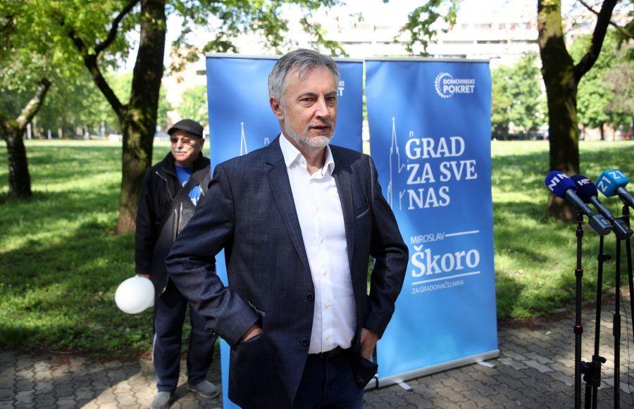 (VIDEO) Škoro: U Zagrebu je učinjen urbanocid, nužno je zaustaviti interese građevinske mafije