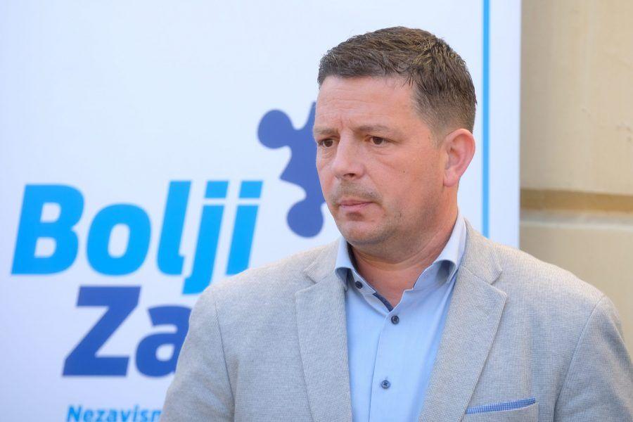 Stojak: Glas za Nezavisnu listu je glas za bolji Zagreb