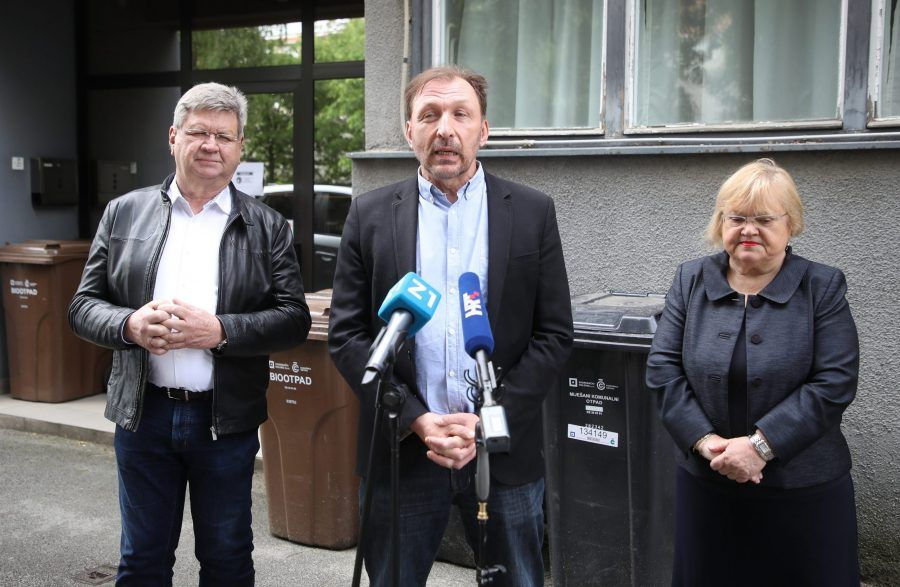 (VIDEO) Mrak-Taritaš predstavila plan za zbrinjavanje otpada