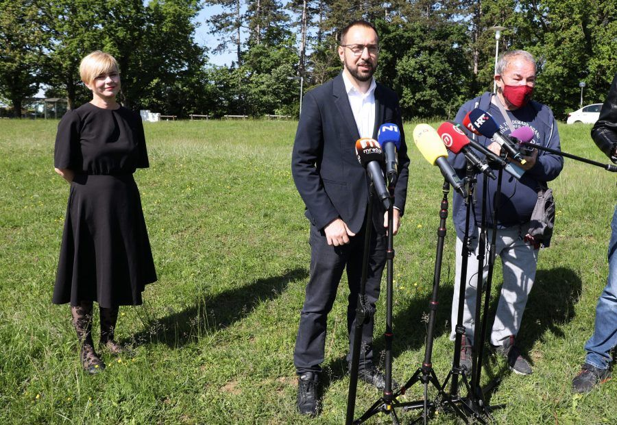 Tomašević: Ako ne mogu izdržati napade, bolje da se nisam kandidirao