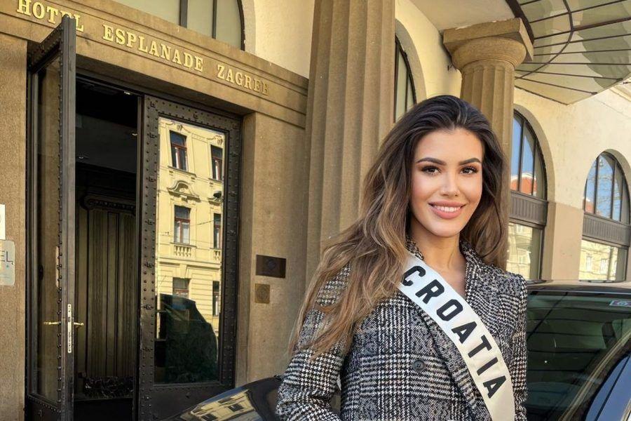HRVATSKA LJEPOTICA Mirna otputovala na Floridu na svjetski izbor Miss Universe u konkurenciji 75 zemalja