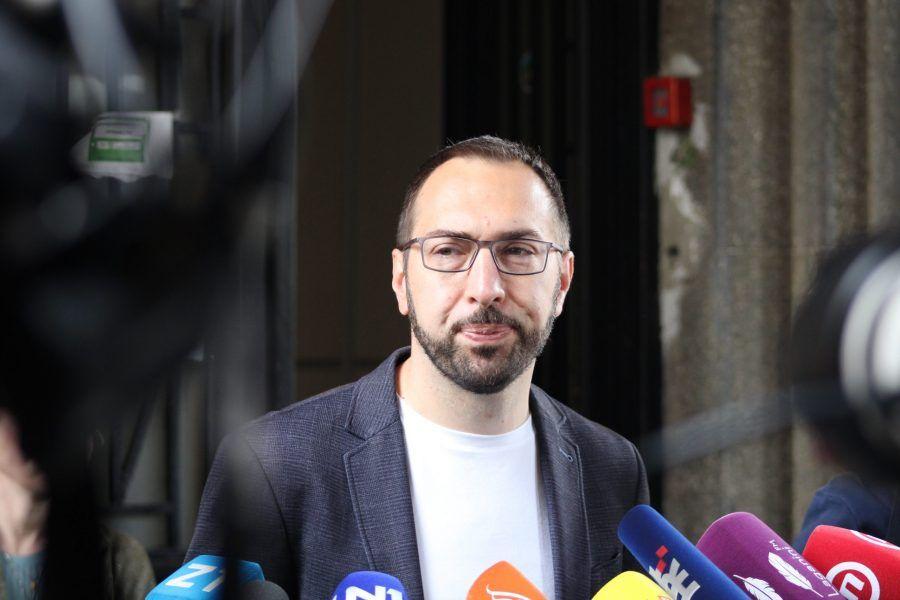 Tomašević predstavio program Digitalnog grada