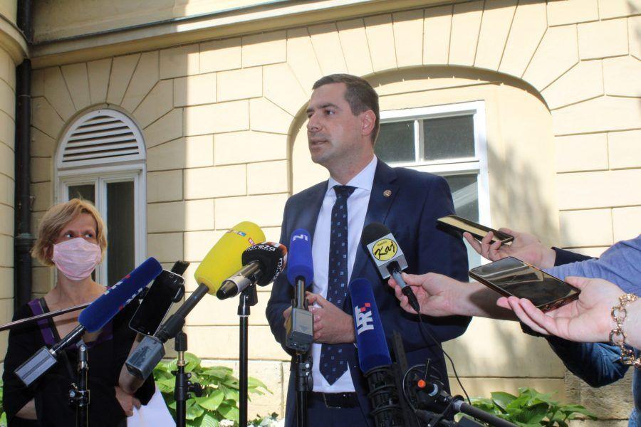 Herman: Sretan Dan grada Zagreba, čestitka Tomaševiću