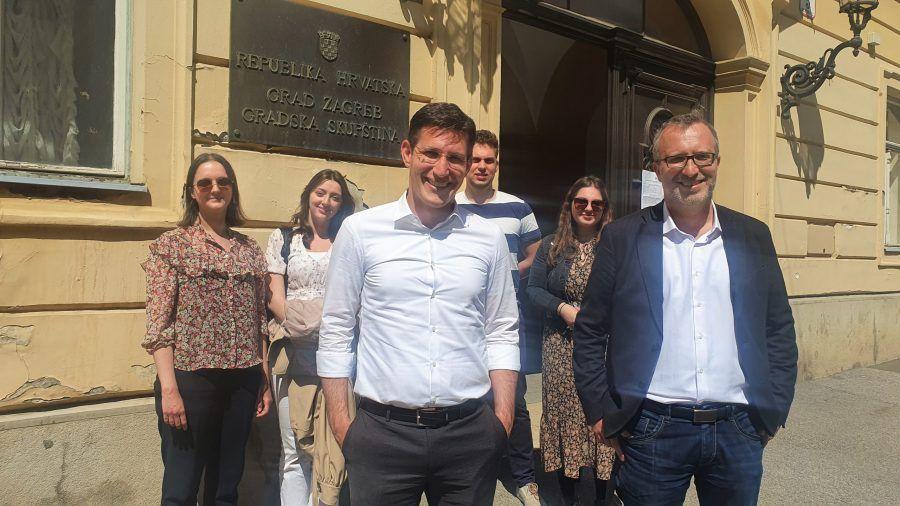 Troskot: Ukinut ćemo sve beneficije političarima u Zagrebu, od službenih automobila do nepotrebnih naknada!