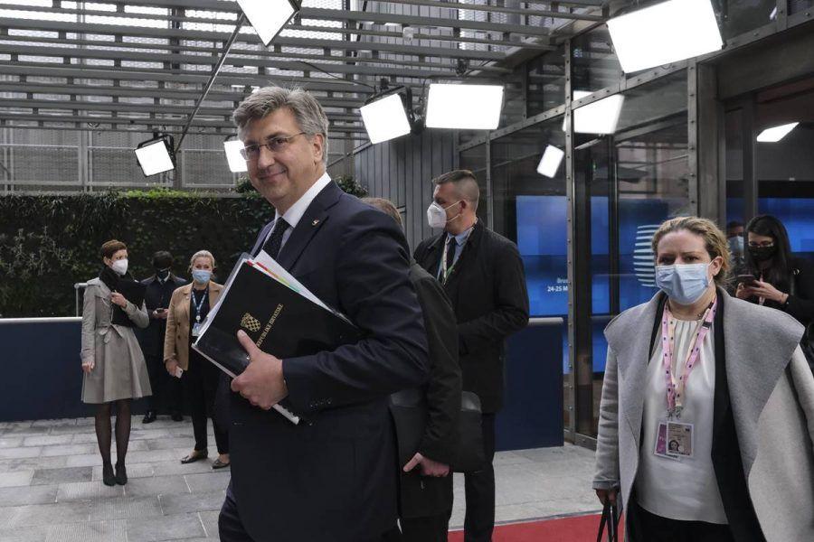 Plenković: Hrvatska bi mogla u Schengen 2022. godine