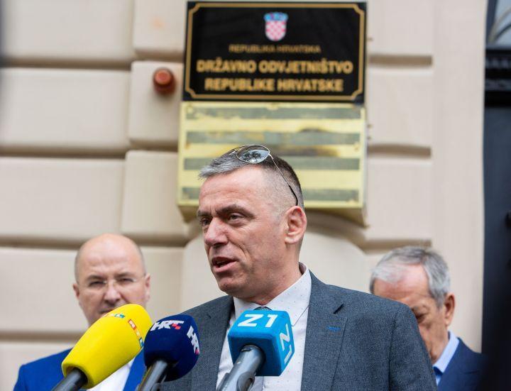 Zastupnik Domovinskog pokreta Stipo Mlinarić Ćipe prijavio Tomaševića i Možemo! zbog financiranja inozemnim novcem