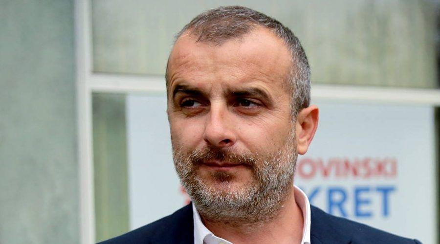 Glavni tajnik Domovinskog pokreta Žepina: Nismo ušli u koaliciju, u drugom krugu glasovati po savjesti