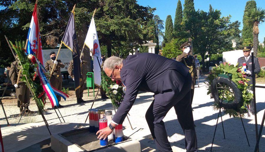 Božinović: Slavimo uspjeh 112. brigade Hrvatske vojske i sjećamo se žrtve i hrabrosti branitelja