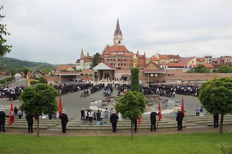Tradicionalno 22. hodočašće vatrogasaca u Mariju Bistricu