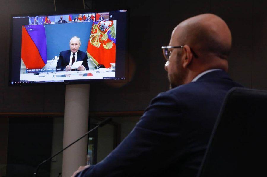 Michel prenio Putinu osudu EU-a ruskih provokativnih poteza