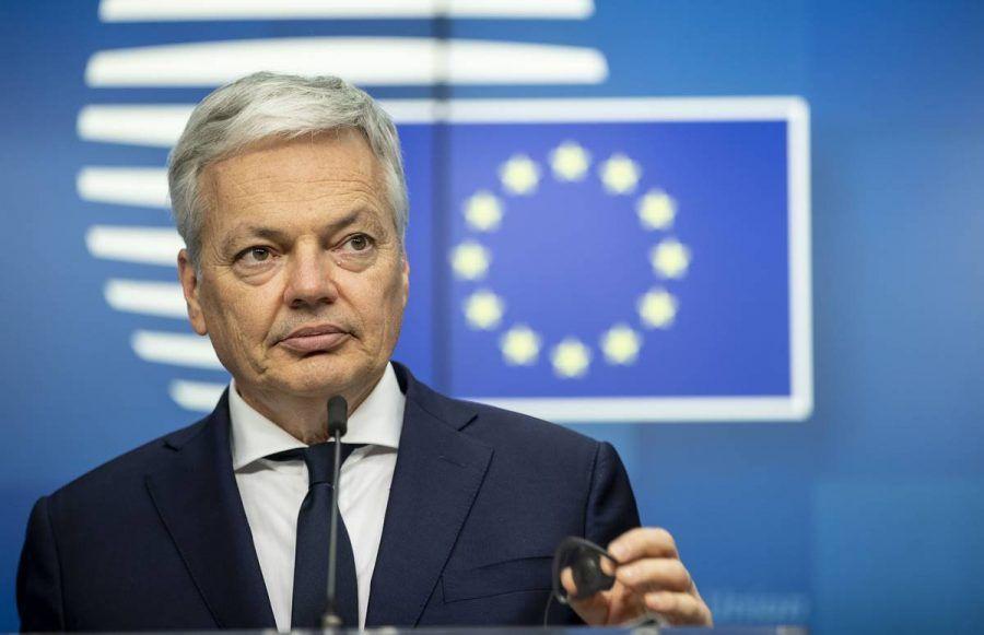 Reynders: Korupcija na lokalnoj razini i sporost pravosuđa izazovi su za Hrvatsku