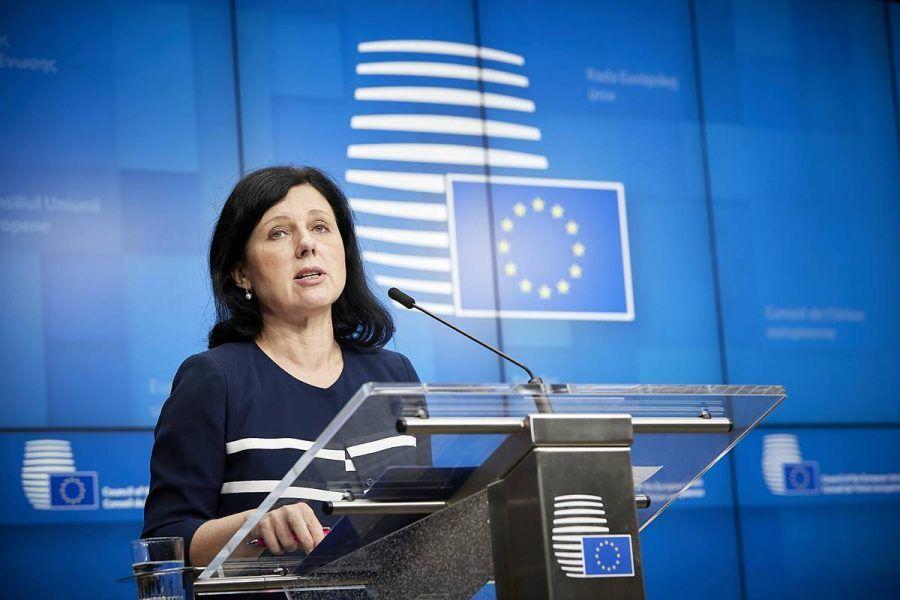"""Jourova upozorava da u većini EU-a raste pritisak na medije: """"Pravosuđe u Europskoj uniji se sve više zloupotrebljava protiv slobode govora"""""""