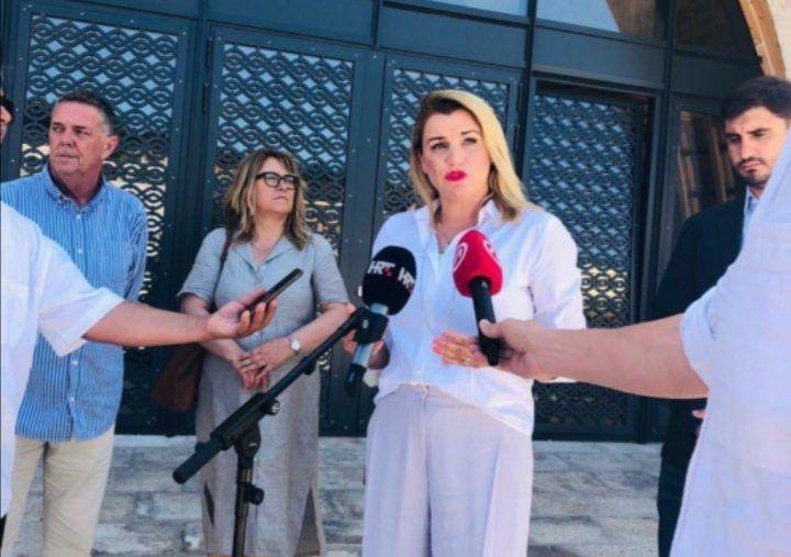 """Ministrica turizma i sporta Brnjac: Dva milijuna dolazaka deset dana prije nego 2020. – """"Zadovoljni smo"""""""