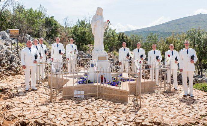 (VIDEO) Nova pjesma klape Sv. Juraj HRM-a povodom 40. godišnjice Gospinog ukazanja: 'Ostani s nama Kraljice mira'