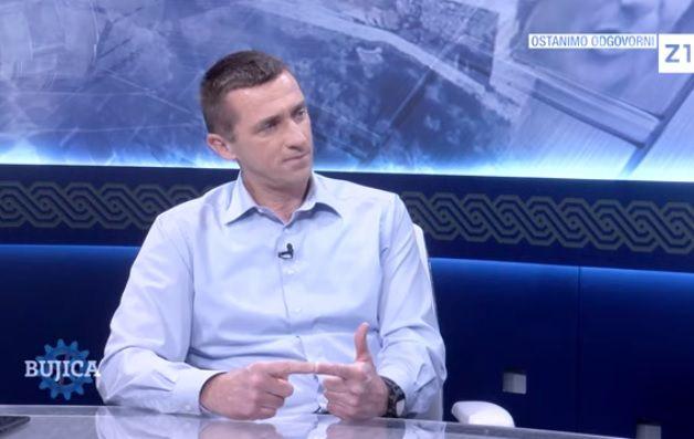 """(VIDEO) Penava u Bujici: """"Vidiš li, Plenkoviću, s koliko ti mržnjom koalicijski partner gleda na simbole hrvatske države?!"""""""