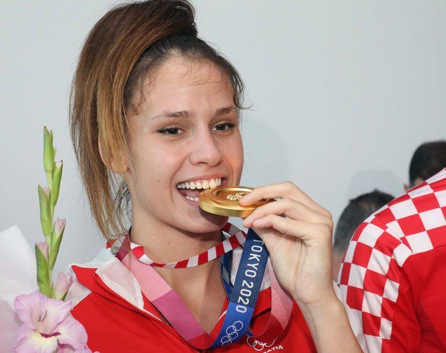 ZLATNA OLIMPIJKA Matea Jelić: Ja sam rođena Hrvatica i bit ću Hrvatica do smrti