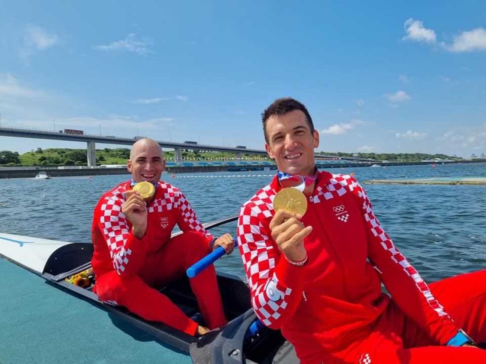 OLIMPIJSKE IGRE Sinkovići osvojili zlato za Hrvatsku