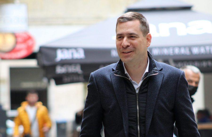 OSOKOLIO SE Predsjednik zagrebačkog HDZ-a Mislav Herman odbrusio Milijanu Brkiću: HDZ-ova politika nije nikakvo Užičko kolo