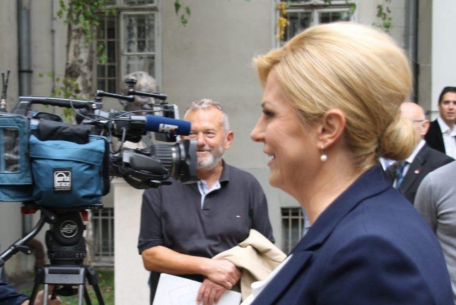 I TO JE MOGUĆE: Bivša hrvatska predsjednica Kolinda Grabar-Kitarović najizglednija kandidatkinja za generalnu tajnicu NATO-a