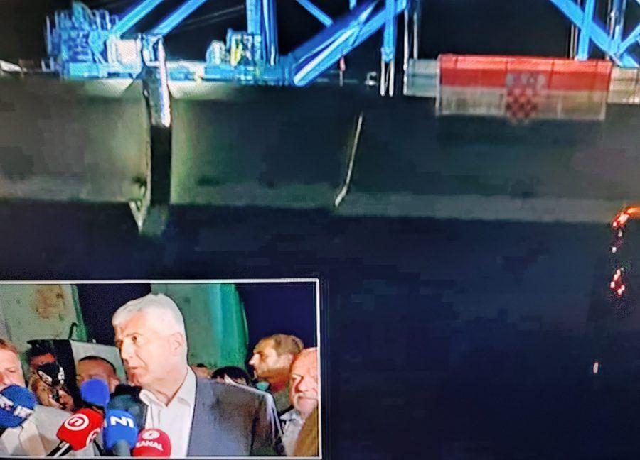 """Čović uoči završetka spajanja Pelješkog mosta: """"Mi smo dosta doprinijeli tome da mnogi u BiH shvate da je ovaj projekt dobar i za njih"""""""
