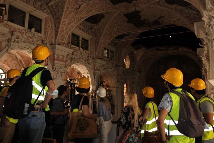 Međunarodno povjerenstvo o obnovi sakralnih građevina stradalih u potresu