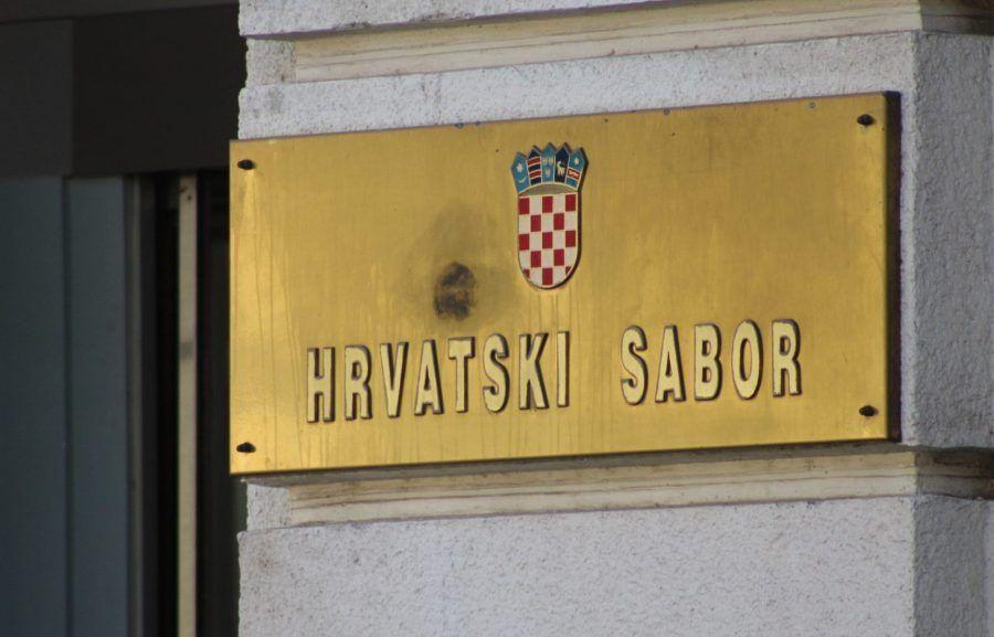 Hrvatski sabor donio Zakon o civilnim stradalnicima Domovinskog rata