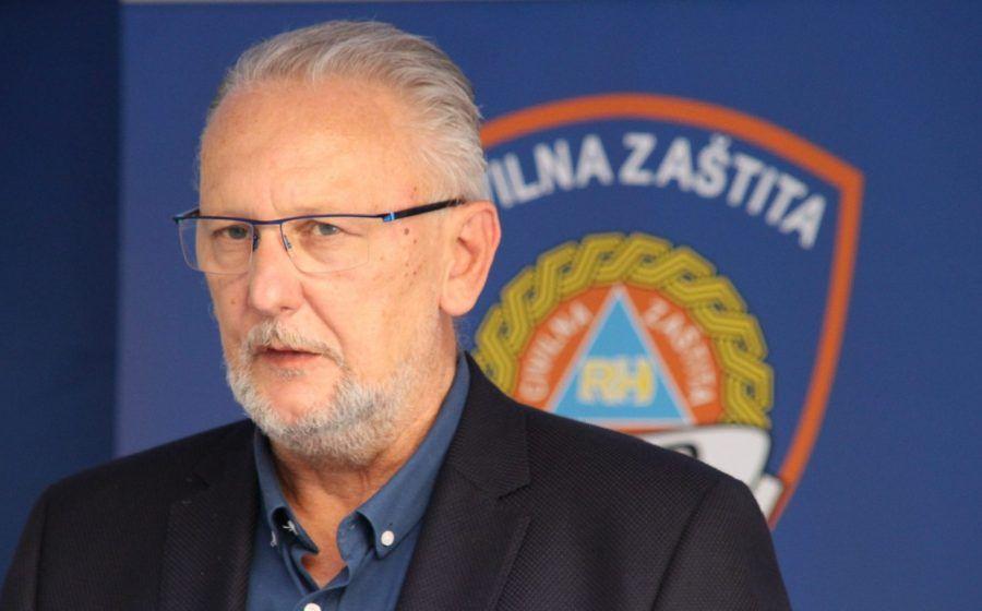 Božinović: Mjere produžene do 15. kolovoza, kao i odluka o privremenoj zabrani o ograničavanju prelaska preko graničnih prijelaza