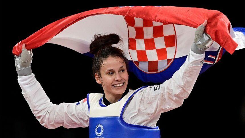 OLIMPIJSKA POBJEDNICA Jelić osvojila 12. zlatnu medalju: Nisam mogla iznevjeriti trenera, obitelj i Hrvatsku