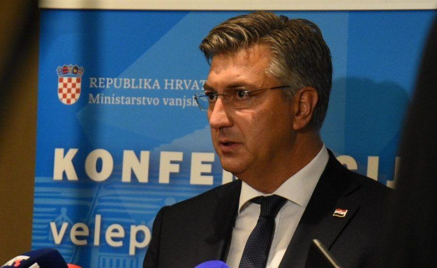 PREMIJER Plenković: Neće biti tvrdog zatvaranja, ali ni davanja bombona za cijepljenje