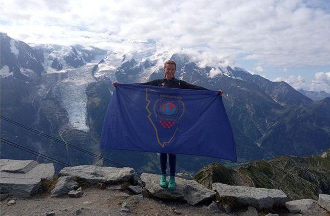 SVAKA ČAST KRALJICE! Hrvatska policajka Nataša Rogić uspješno otrčala 171 kilometar oko Mont Blanca