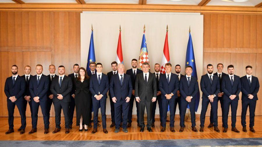 Milanović primio osvajače zlata na EP-u gluhih rukometaša