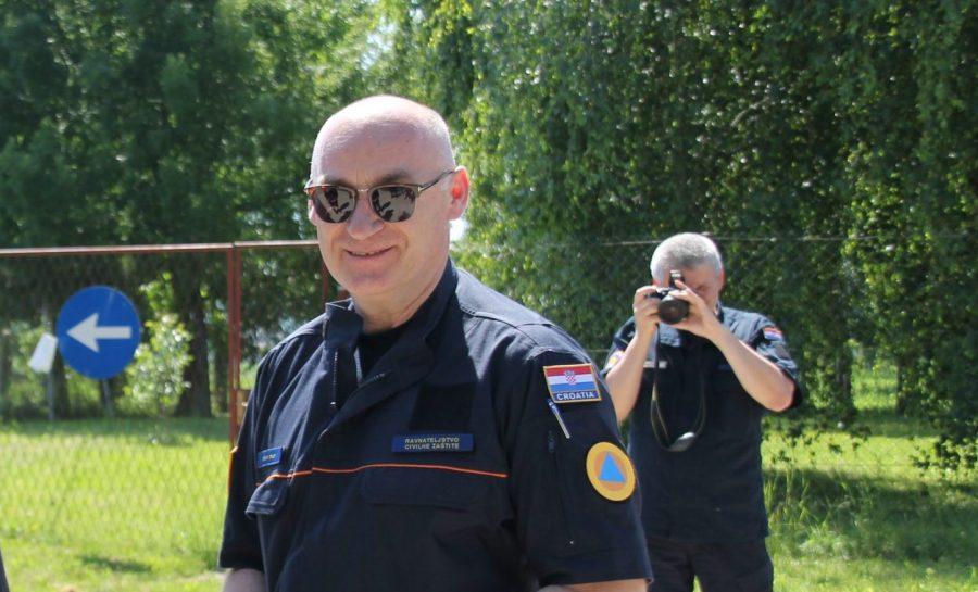 Damir Trut imenovan ravnateljem Ravnateljstva Civilne zaštite MUP-a