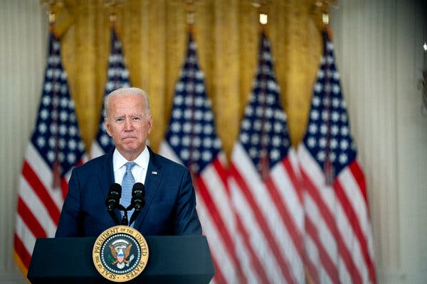 "Biden: Kraj američkih napora da vojnom silom preoblikuju druge zemlje. ""Nisam namjeravao produžiti ovaj vječni rat"""