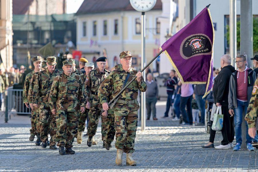 Svečano obilježena 30. obljetnica oslobođenja Varaždina